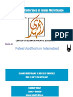 Islamic Micro Finance in Different Countries by Fadlullah Wilmot