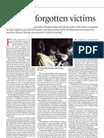 Sudan's Forgotten Tribes Nuba Flint 07 Jul 2011