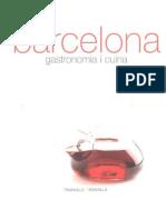 Vila Viniteca en la guía de Barcelona de gastronomía y cocina de la editorial Triangle Postals