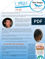 Blue Dragon Newsletter - March 2011