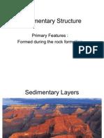 Sedimentary Structure