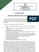 Relazione Finale F.S. Aiello Maria-Area 2