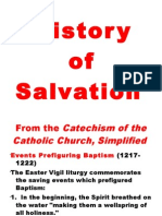 History of Salvation
