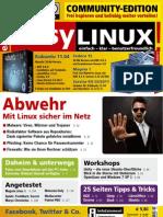 EasyLinux Community Edition 03/2011