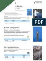 Bomb Sampler