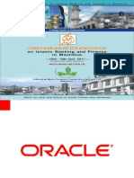 Islamic Banking Solution by Oracle
