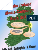 Media Campaign 2011 Flyer - Portrait