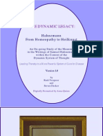 Dynamic Legacy From Heilkunst