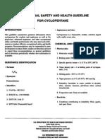cyclopentane