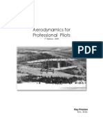 Aerodynamics for Professional Pilots