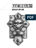 Livre de Regles SpaceHulk