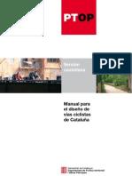 Manual para el diseño de vías ciclistas de Cataluña