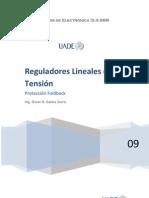Reguladores Lineales (Foldback)