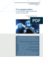 ICT IN EMERGING MARKETS