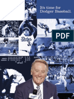 2011 Los Angeles Dodgers Media Guide 2011
