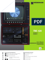 in TNC 426 Manual