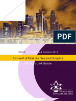 Conseil dEtat Du Second Empire