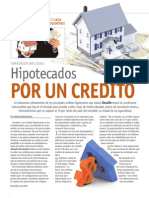 Hipotecados por un crédito