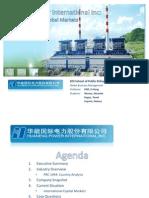 Huaneng Power International Case Final