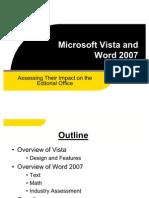 Vista & Word
