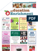Education & Enrichment - July 2011 - WKT