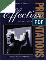 Effective Presentations - SB