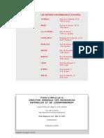 Brochure Comptoir