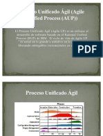 Proceso Unificado Ágil (Agile Unified Process (