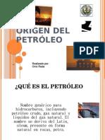 PresentationSOBRE  EL PETRÓLEO