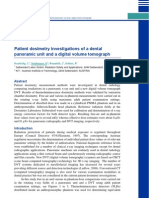 Dosimetry Poster Presentation