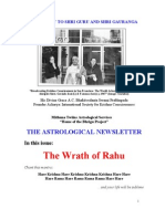July 2011 the Astrological Newsletter