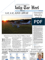 The Daily Tar Heel for July 7, 2011