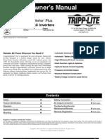 Owners Manual for PowerVerterPlus Inverters 932425 En