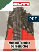Hilti Catalogo_Tecnico