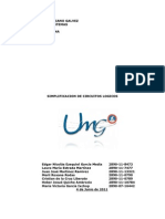 Simplificacion de Circuitos Docx