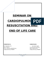 CPR, EOLC