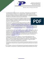 Carta de Presentacion Pentron