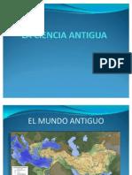 La Ciencia Antigua IV
