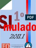 1 SIMULADO 2011.1