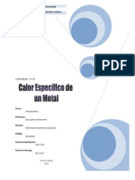 Copia de Calor Específico de un metal