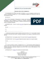 Decreto 3174-2010