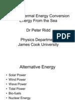 Peter Ridd Otec Presentation Conversion