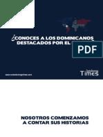 Dominicanos Por El Mundo