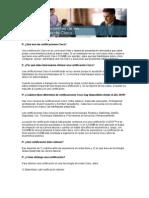 Cisco Certifications FAQ 2010 SP