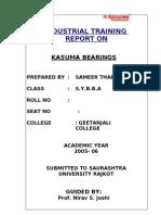 Kasuma Bearings