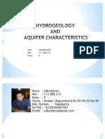 HYDROGEOLOGY presentasi