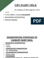 Cadbury Dairy Milk Final Ppt