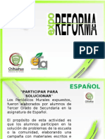 02 EXPO-REFORMA 2011 Español