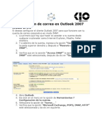 Manual Gmail Outlook 2007