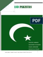 Brand Pakistan REPORT